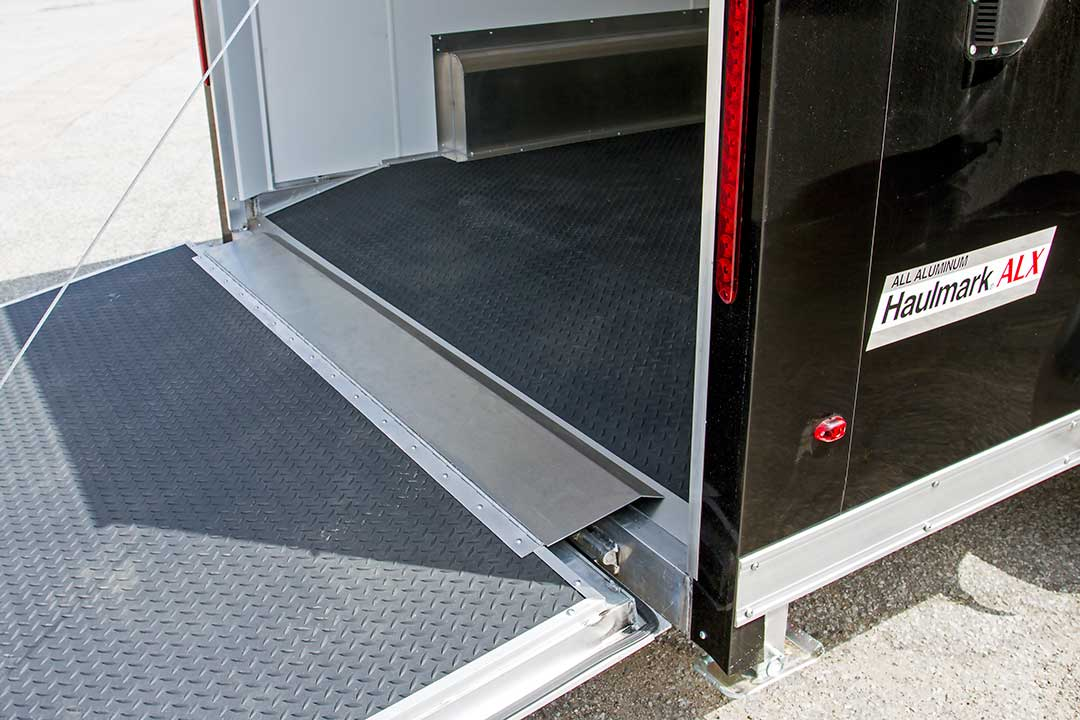 ALX Motorcycle Ramp Hinge Cover