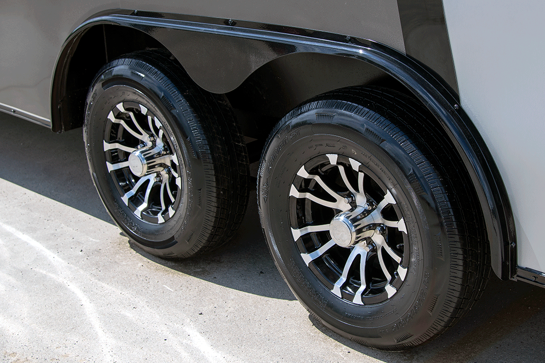Black Viper Aluminum Wheels
