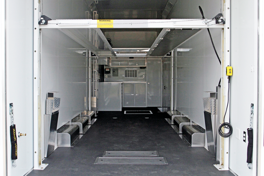 ALX Stacker Interior