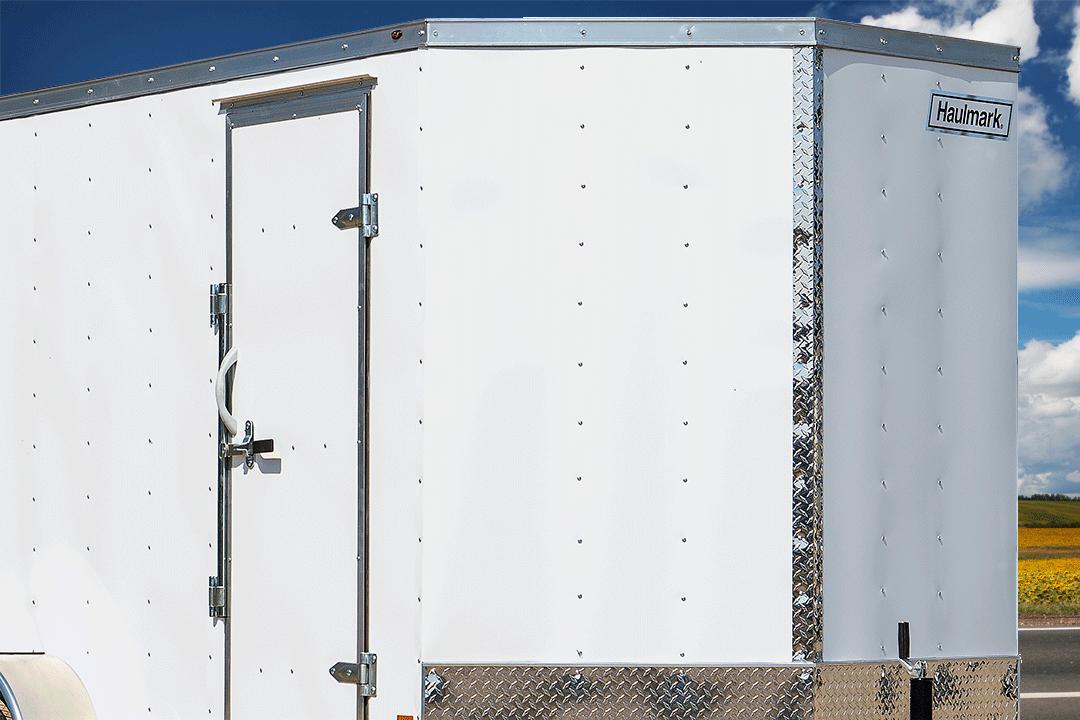 Sharp V-Nose/Flat Roof Profile